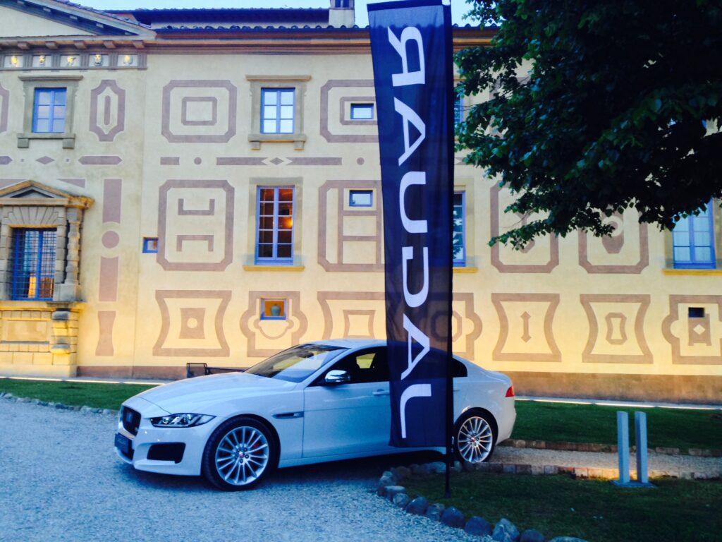Jaguar per Mille Miglia